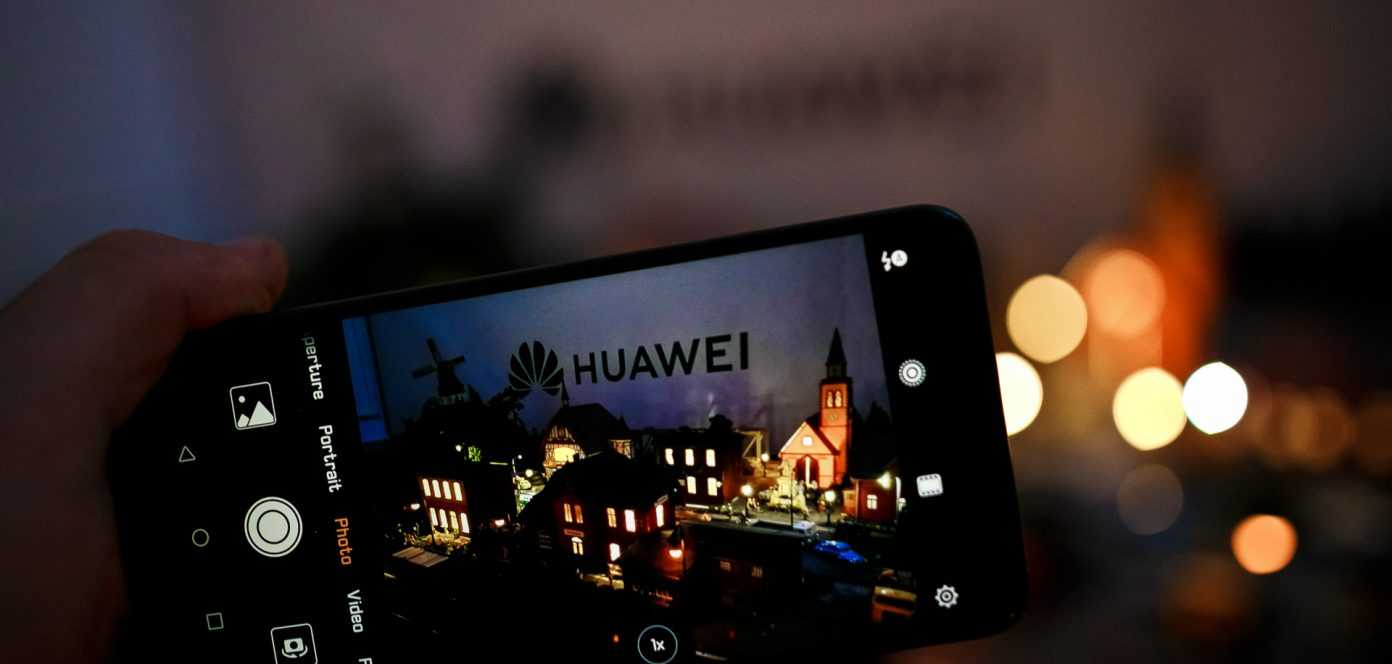 Huawei Welcomes You To Activate Intelligence